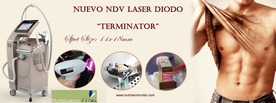 FALDON NDV DIODO LASER TERMINATOR